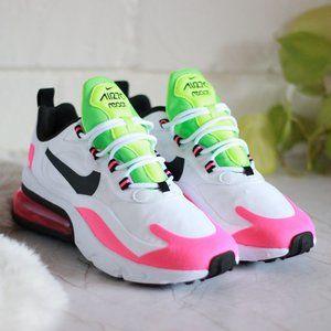 NEW Nike Air Max 270 React Womens Sneakers